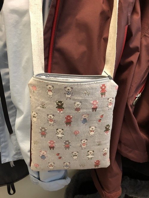 Sewing Phone Bag